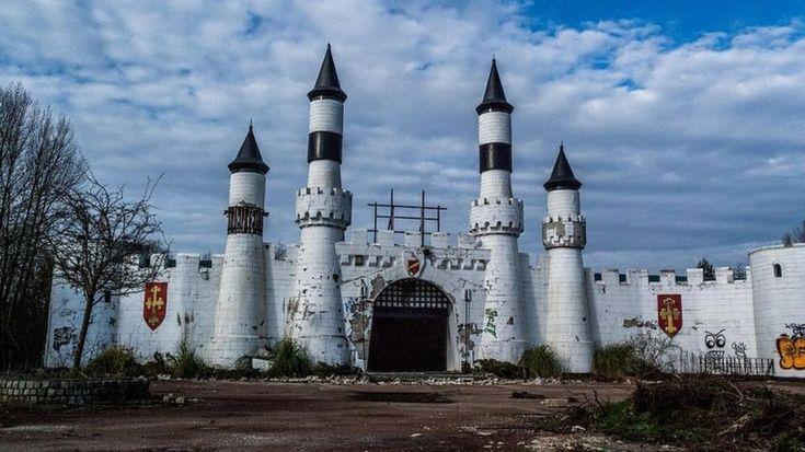England's derelict theme parks - BBc