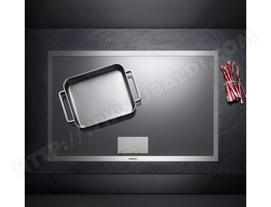 GAGGENAU CX480-111 - Plaque induction Pas Cher