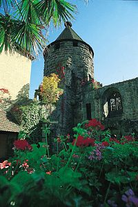 The Stork Tower in Lahr  - GERMANY