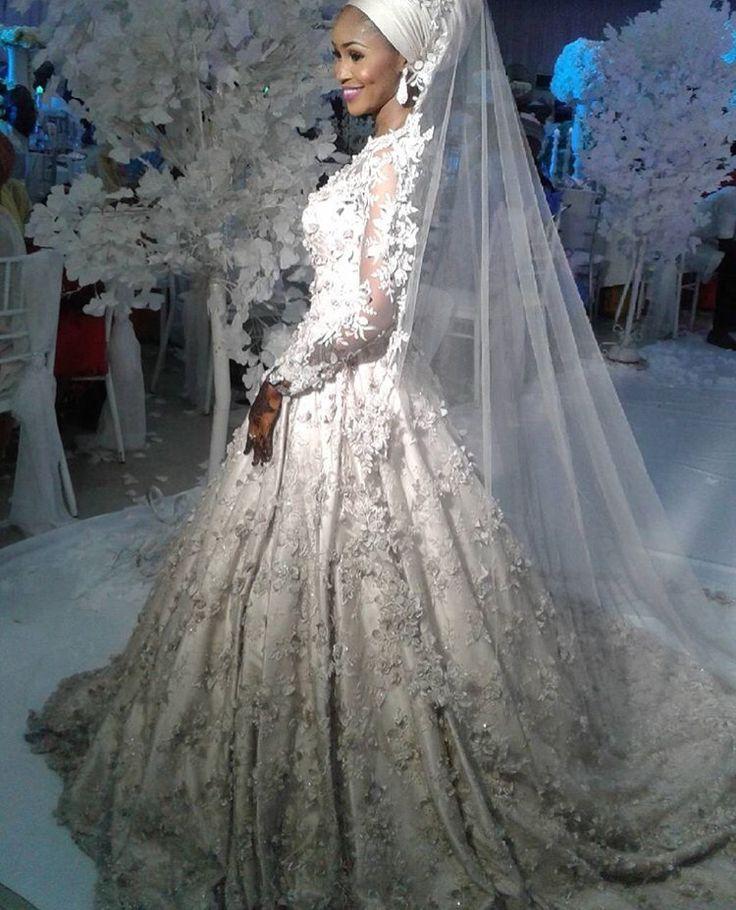 Nigerian Wedding Fashion Styles
