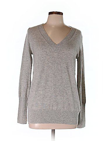 J. Crew Collection Cashmere Pullover Sweater Size L