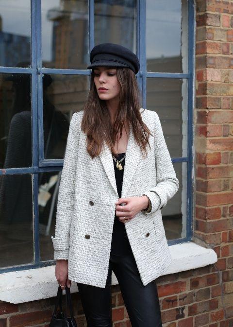 Sézane / Morgane Sézalory - Hopper coat #sezane #hopper www.sezane.com/fr
