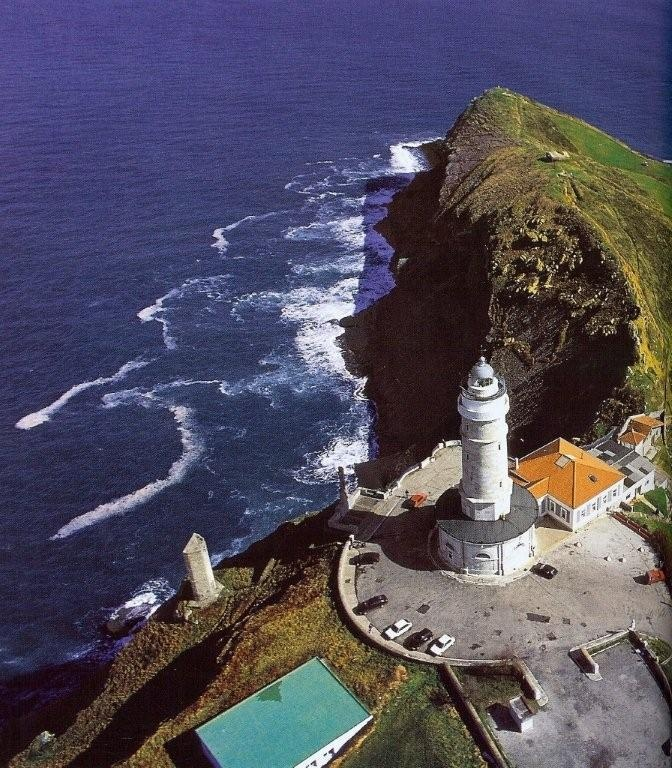 Cabo Mayor Lighthouse, Santander #Cantabria #Spain