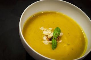 Stylowa kuchnia: Zupa krem z dyni
