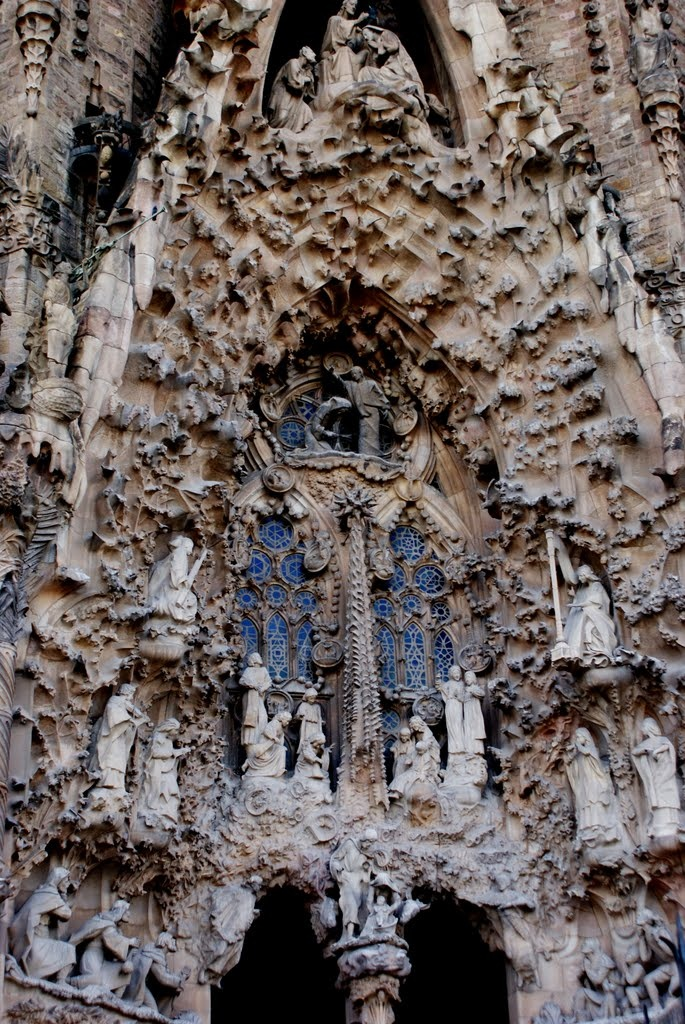 Sagrada Familia, Barcelona / Spain