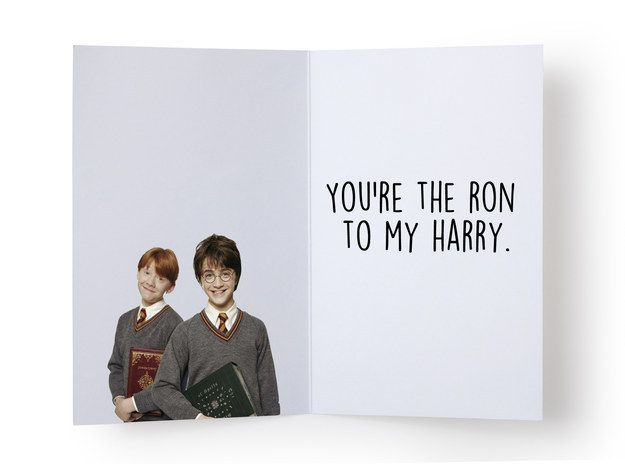 For the best friend who makes you a better person: | 14 Valentine's Day Cards For Your Best Friend