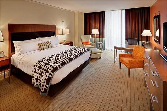 This Pittsburgh luxury hotel is #LEED Gold