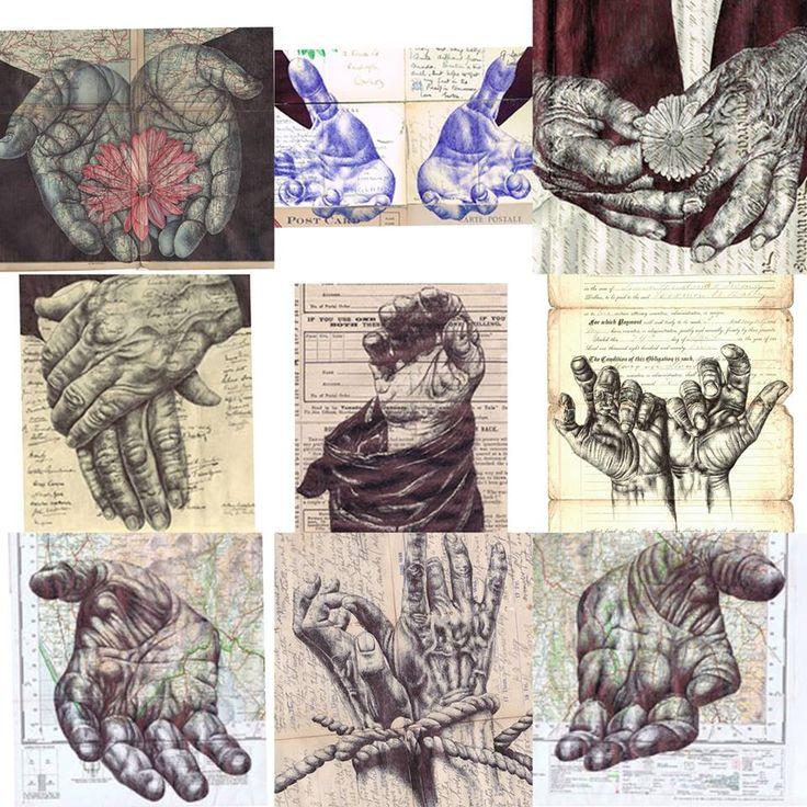 Biro Hands, Mark Powell