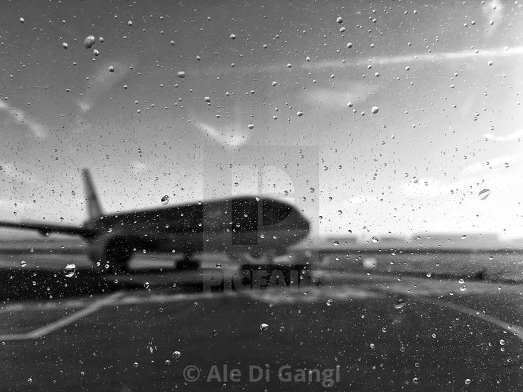 """""""Waiting for take off"""" by Ale Di Gangi - £10"""