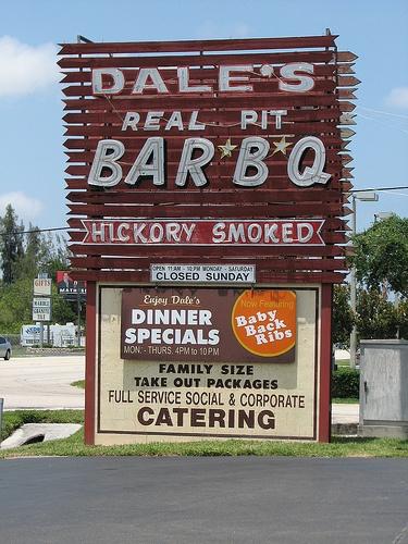 BEST. BBQ. EVER. (Ft. Pierce, FL)
