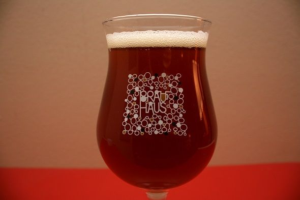 Home-brewed Beer from Brauhaus
