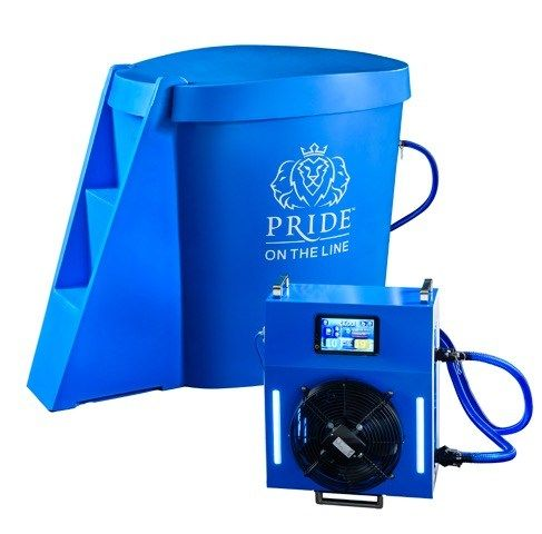 Pride on the Line deliver certified ice baths for sale on best price. Our ultimate ice baths help in removing waste products from muscles & reduces swelling