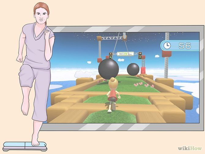 Lose Weight Using Wii Fit Step 3.jpg