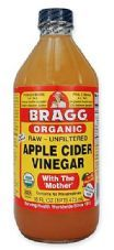 Bragg Apple Cider Vinegar with the Mother Organic