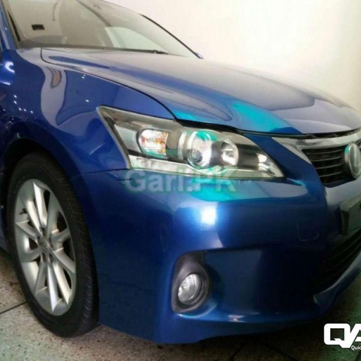 Lexus CT200h Version C 2011 for Sale in Lahore, Lahore