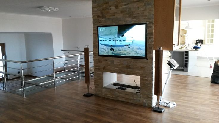 This picture is of a recent custom installation we did this year. Featuring Bang and Olufsen products. (2015)