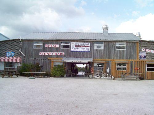 City Seafood, Everglades City