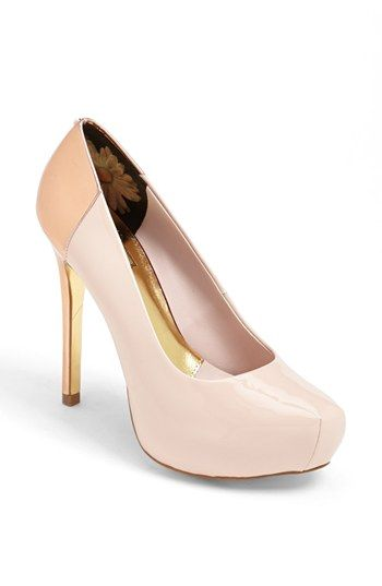 Ted Baker London 'Misao' Pump available at #Nordstrom