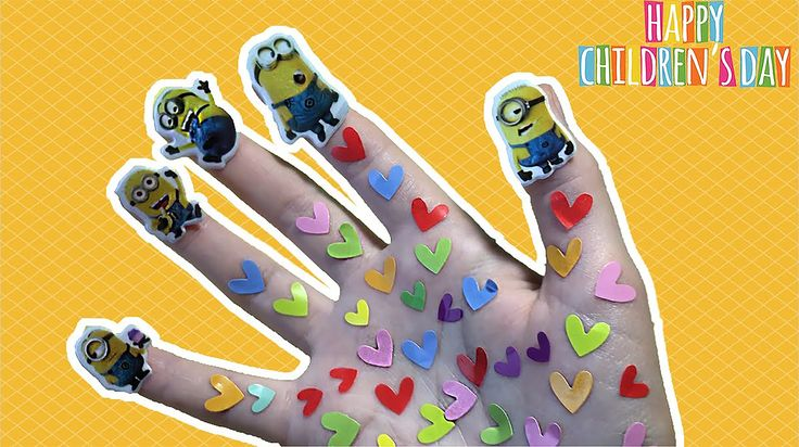 Finger Family Minions Song Nursery Rhymes Despicable Me With Fun Colorful Stickers