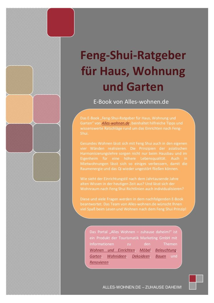 Die 25+ Besten Ideen Zu Feng Shui Farben Auf Pinterest | Feng Shui ... Feng Shui Im Garten Tipps Harmonie Wohlbefinden