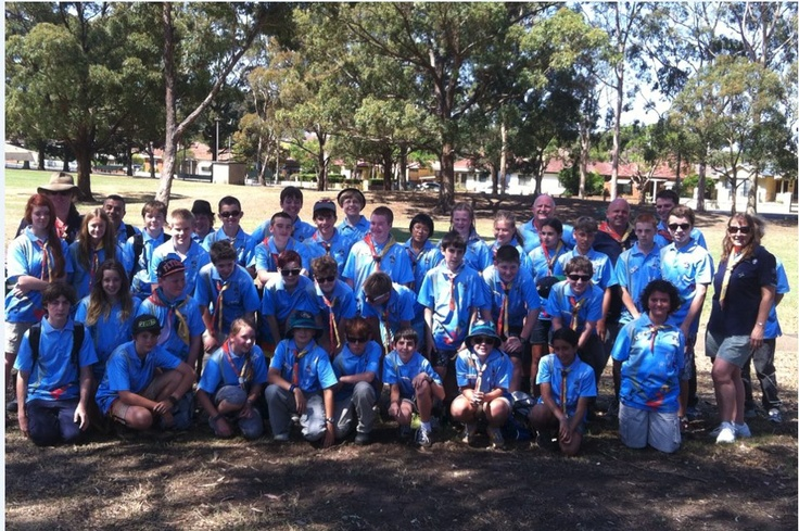 troop O28 nice & clean in Sydney ! lets see how they end up !