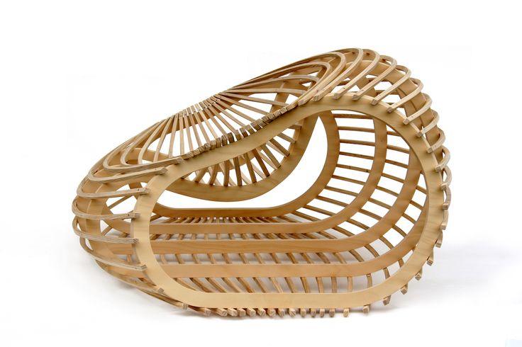 PANCHE DI DESIGN COSTRUITE COME SCAFI IN LEGNO http://designstreet.it/3-panche-di-design-costruite-come-scafi-in-legno/ #designstreetblog