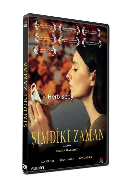 DVD ŞİMDİKİ ZAMAN 19,79 TL ( KDV Dahil )