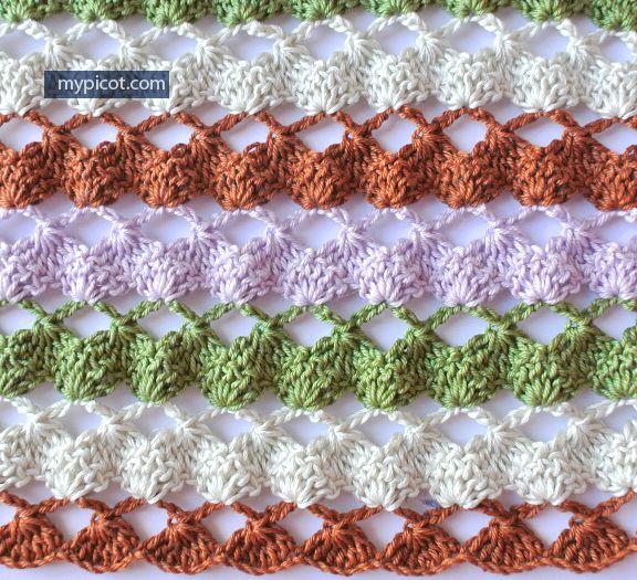 839 best teknik 2 images on pinterest crochet patterns crochet mypicot free crochet patterns fandeluxe Images
