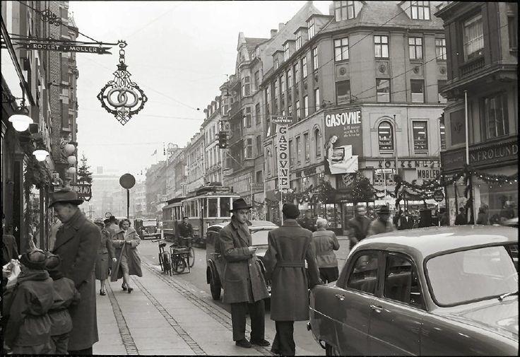 Vesterbrogade ca. 1960