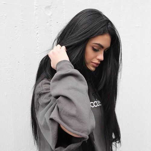 Best 25+ Black Hair Ideas On Pinterest