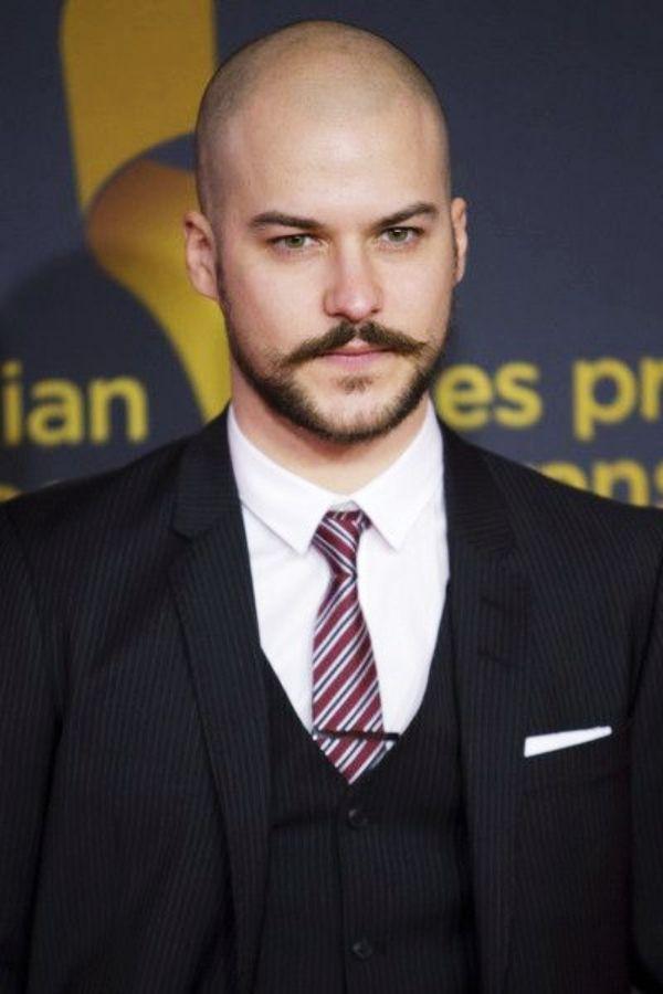 Shaved Head With Beard 40 Beard Styles For Bald Men Shaved Head With Beard Bald Men Style Bald With Beard
