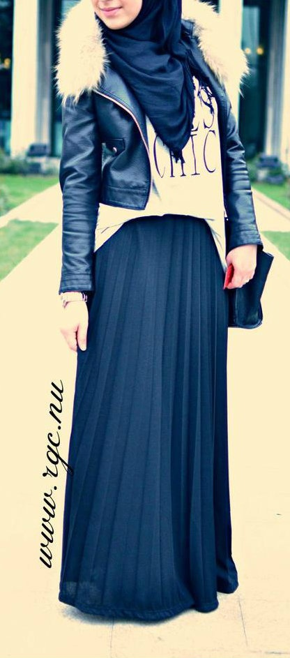 Mrs. Coskun/ Blog: rgc.nu #HIJAB | OMG LOVE THAT OUTFIT