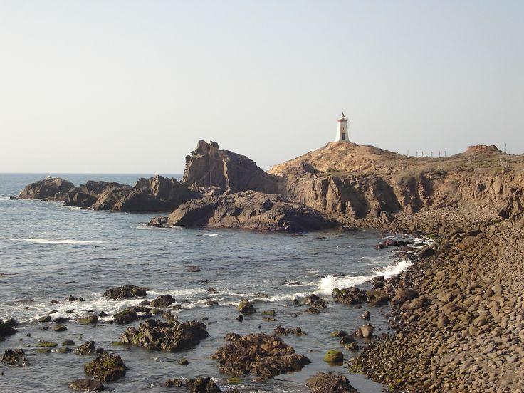 Punta Banda lighthouse [? - Enseñada, Baja California, Mexico]: Banda Lighthouses, Punta Banda
