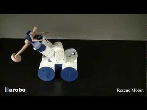 Barobo Mobot un robot modulaire très original