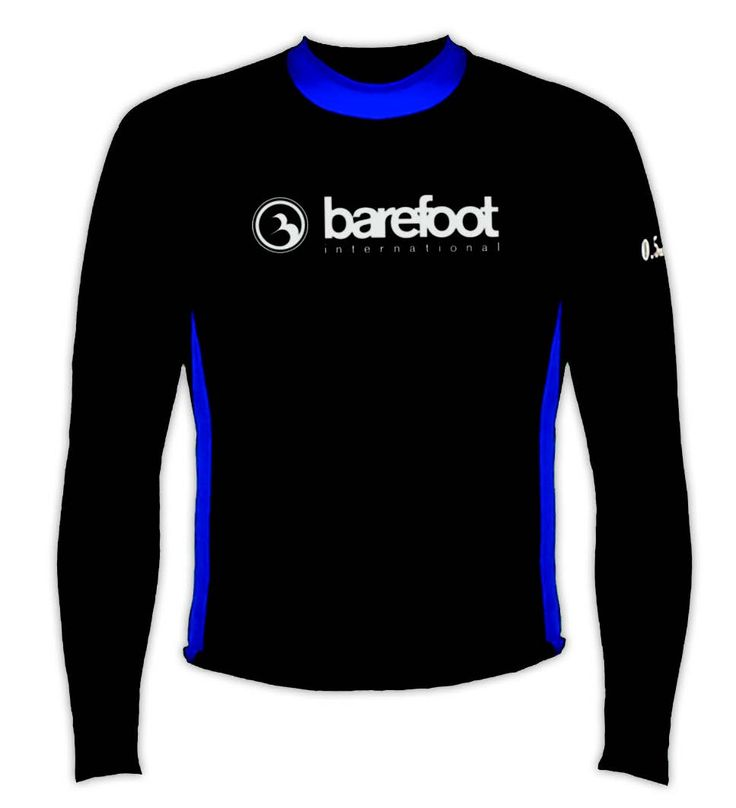 Heater Shirt #456 The 0.5mm neoprene heater shirt will keep you warm when it's cool. Price $69.99
