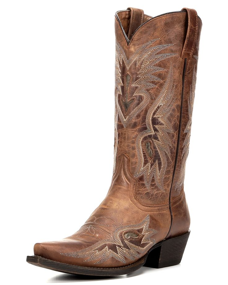 <p>In the Charlotte Cowgirl Boot by Eight Second Angel, tricolor feather stitching encircles inlays. Soft leather gives this ladies' cowboy boot the right amount of glow, and the silhouette is attractive thanks to the snip toe. </p><p><br></p><p>Every Eight Second Angel cowgirl boot has the nitty-gritty style country girls dream of. They're western boots for women who aren't afraid to have fun, while keeping their eyes on the prize. Every Eight Second Angel original style is handcrafted by…