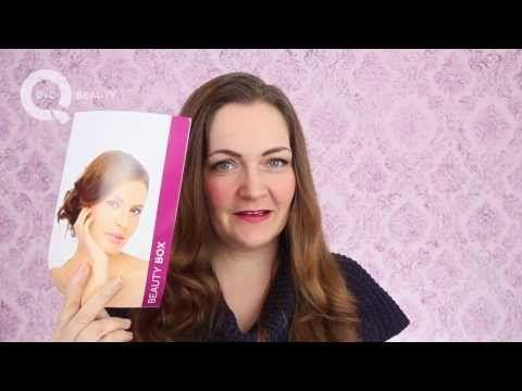 QVC Beauty Box unboxing