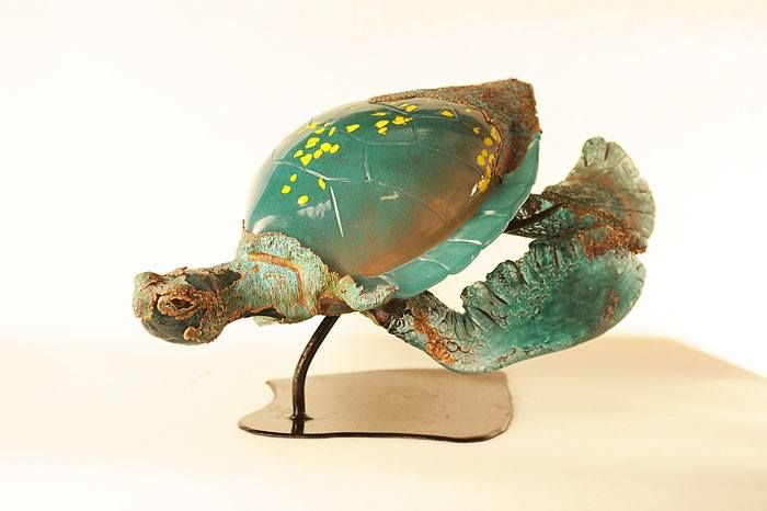 Grant Garmezy [Realistic Animal Sculpture] - more.. www.facebook.com/piecekorea design&craft