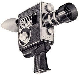My Lovly Boley Super 8 filmcamera