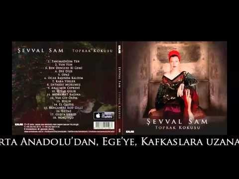 Şevval Sam - Toprak Kokusu Tanıtım 2015 - YouTube
