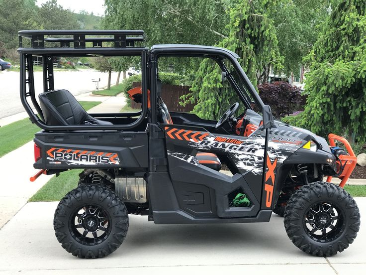 Cryptocage - Polaris Ranger Utv Accessories, Polaris Ranger Roll Cage Extensions, Polaris Ranger Parts