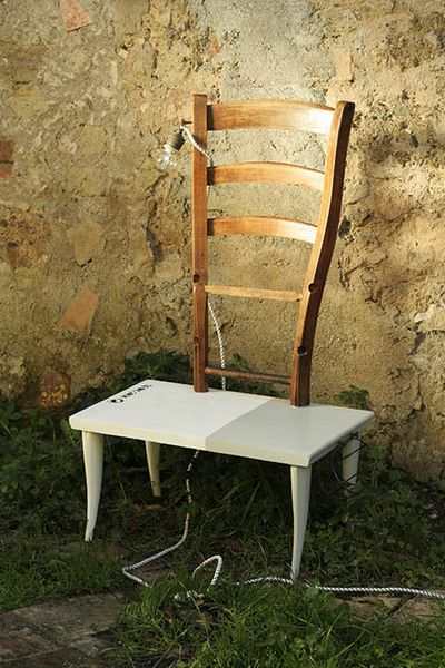 23 best riciclo images on pinterest | bedside tables, fish and bats - Comodino Con Gufi