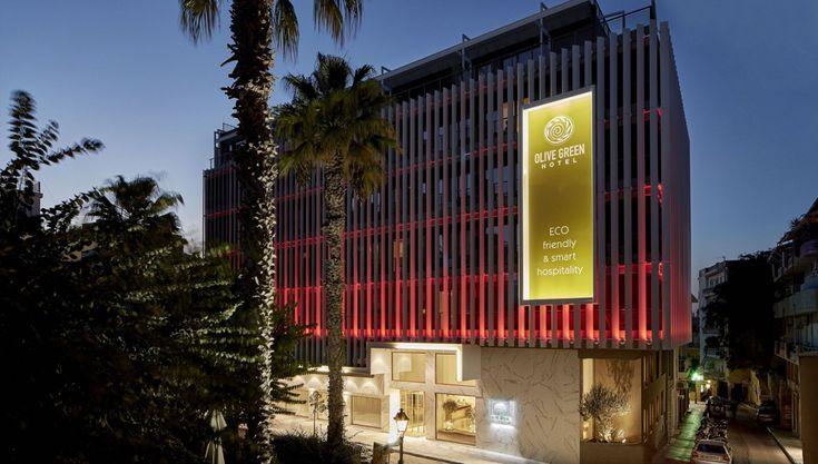 OLIVE GREEN HOTEL, ΗΡΑΚΛΕΙΟ ΚΡΗΤΗΣ - Χρώμα: 516 SAHARA JADE