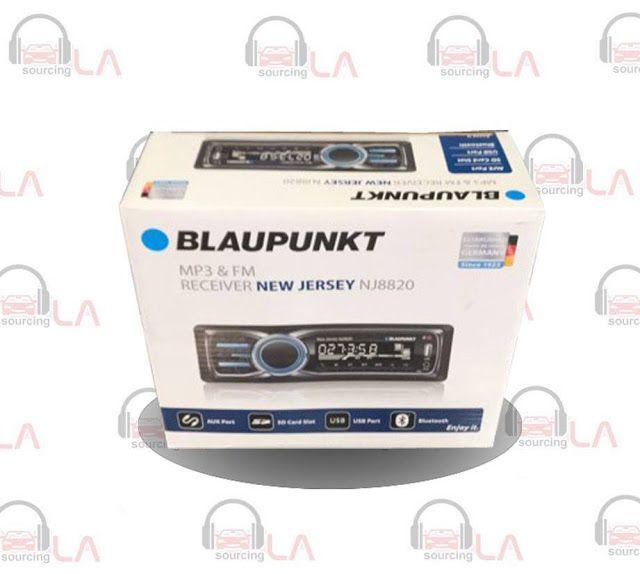 Sourcing-LA: BLAUPUNKT NJ8820 CAR AUDIO 1-DIN USB DIGITAL MEDIA...