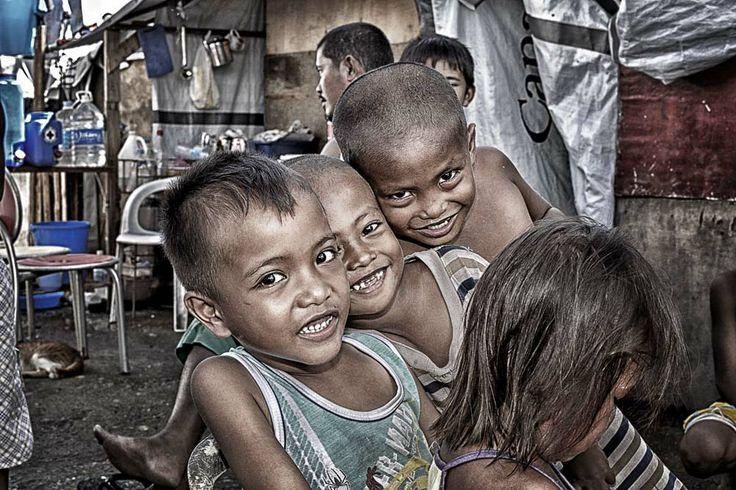 Three beautiful smiles.