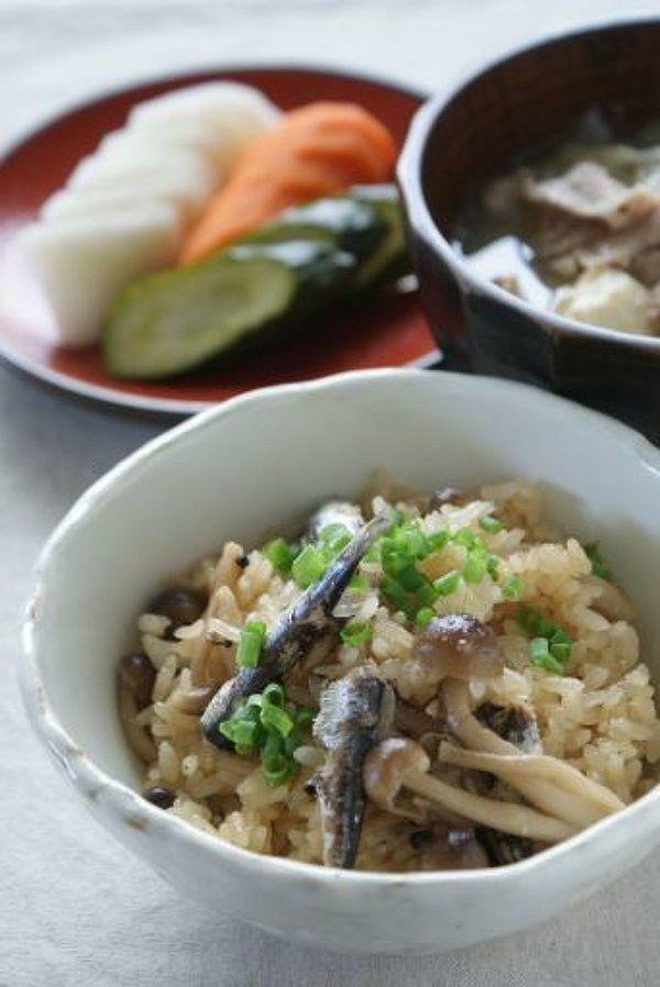 オイルサーディンの炊き込みご飯 by もりもん   レシピサイト「Nadia ...