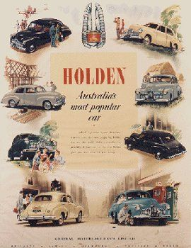 Holden - Australia's Favourite Car