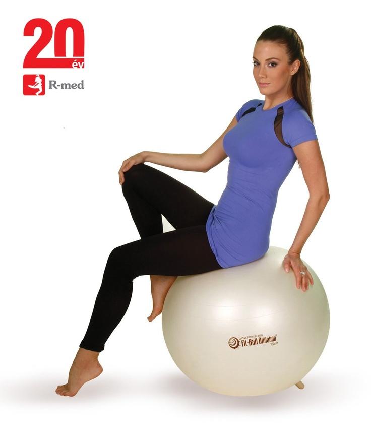 Fit-Ball Ülőlabda lábakkal    http://www.r-med.com/fitness/fitness-labdak/fit-ball-ulolabda-labakkal.html