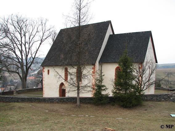 Slovakia, Poniky - Church