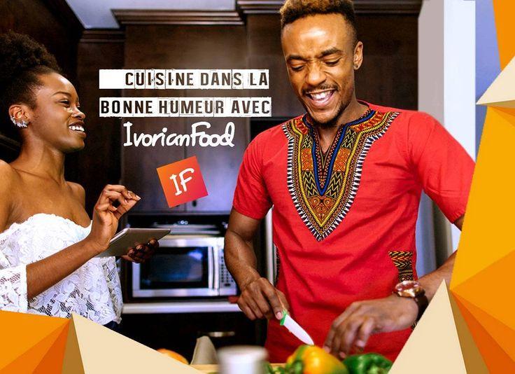 La surprise est fin prête!  On a une application mobile pour vous!  #IvorianFood pour android à télécharger sur Google Play! #IvorianFood pour l'amour de la bonne cuisine